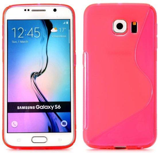 Cas Tpu Ligne De Rose Pour Samsung Galaxy S Edgeplus XzYdaQyC