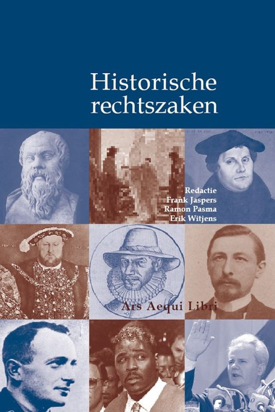 Boek cover Historische rechtszaken van J.H. Nieuwenhuis (Paperback)
