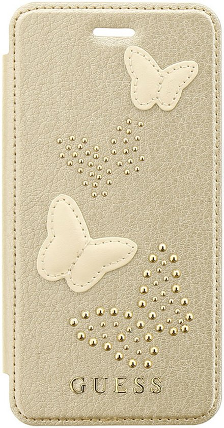 Guess Studs and Sparkle Book Case - Apple iPhone 7 (4.7