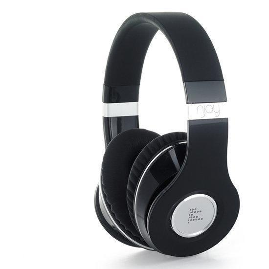 Njoy the Music - Headphone - Over-ear koptelefoon - Zwart -