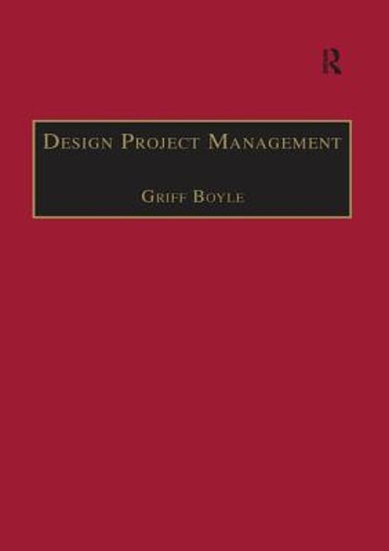 Design Project Management