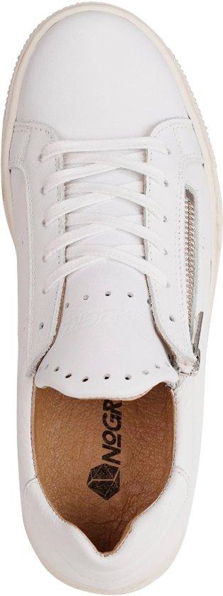 Dames Nogrz Maat Sneakers leoni Wit 41 G zrUrEF