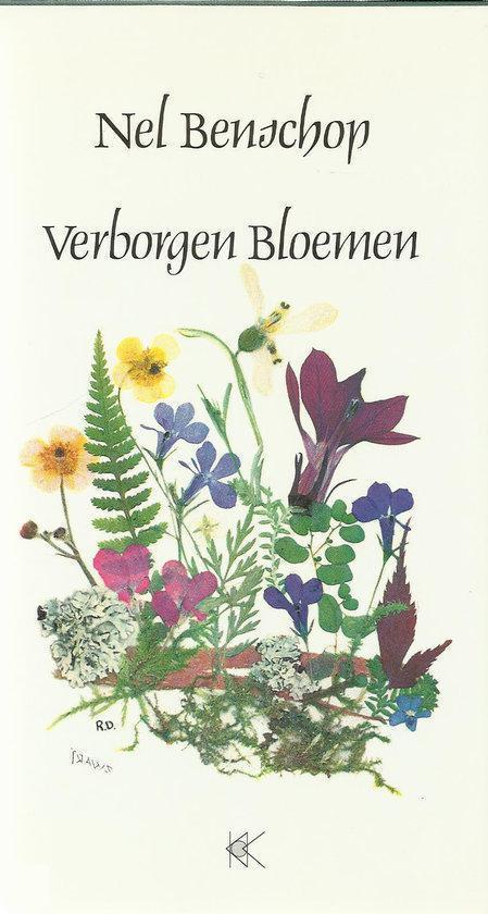 Cover van het boek 'Verborgen bloemen'