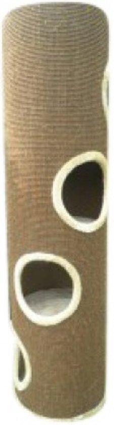 Topmast Krabton Dunga Beige-Bruin 40 * 40 * 150 cm
