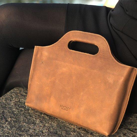 Mini My Carry Myomy Brandy Bag Ostrich hCxQrdBts