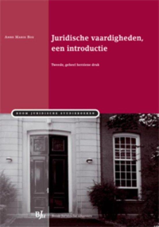 Boom Juridische studieboeken Juridische vaardigheden