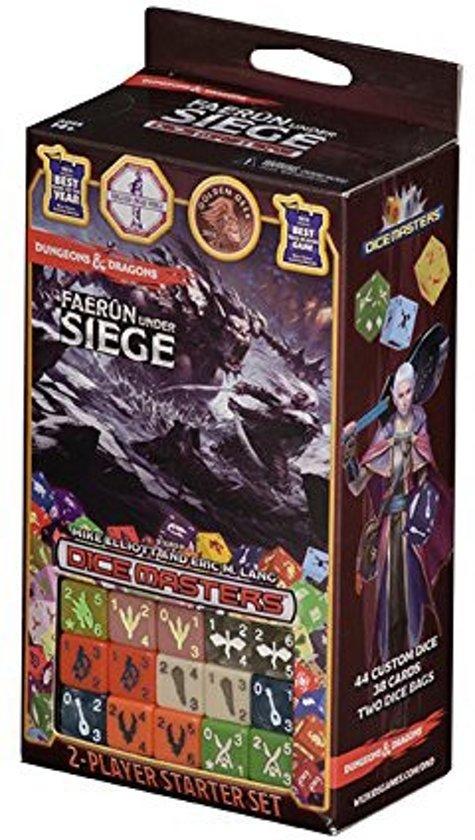 Afbeelding van het spel D&D Dice Masters Faerun Under Siege Starter C12