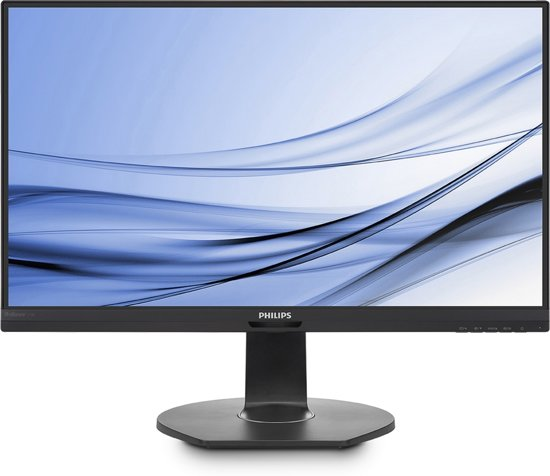 Philips LCD-monitor met USB-C-dock 272B7QUPBEB/00