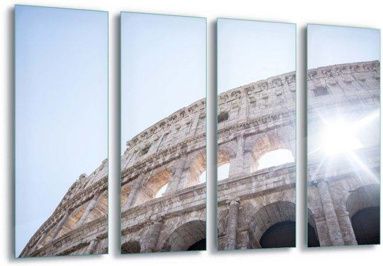 Foto print op Glas Colosseum GS7 - 4 x 30cm x 80cm Toughened Glass 5mm