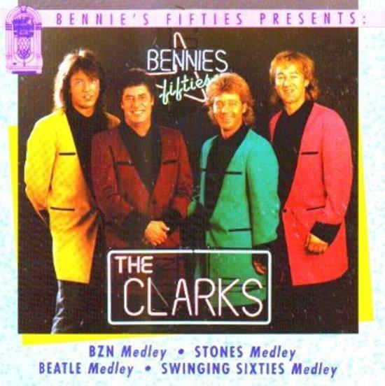 Bennie's Fifties Presents The Clarks