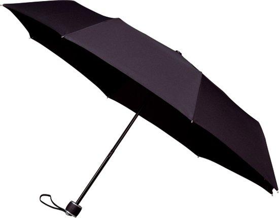 miniMAX Windproof Paraplu - Ø 100 cm - Zwart