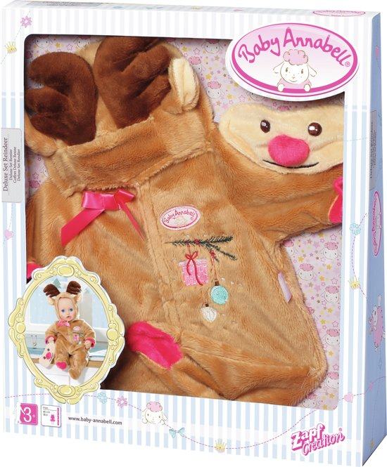 Baby Annabell Luxe set Rendier