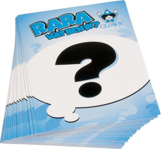 Thumbnail van een extra afbeelding van het spel Rara Wat Ben Ik? - Voor Onderweg - Reiseditie