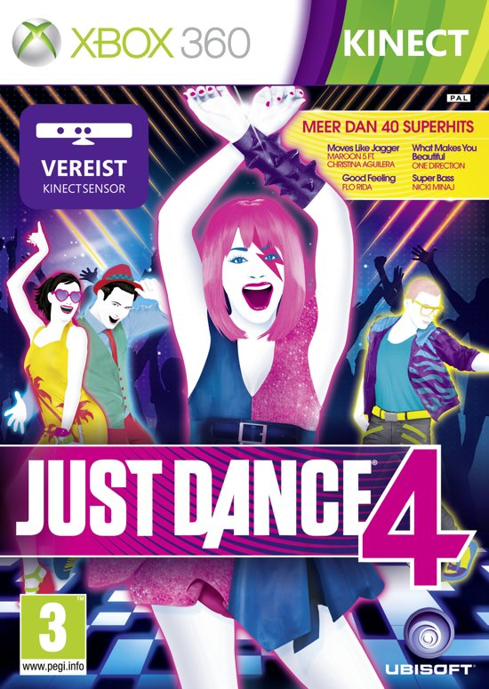 Just Dance 4 - Classics Edition