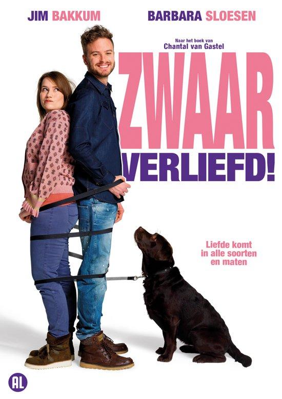 DVD cover van Zwaar Verliefd