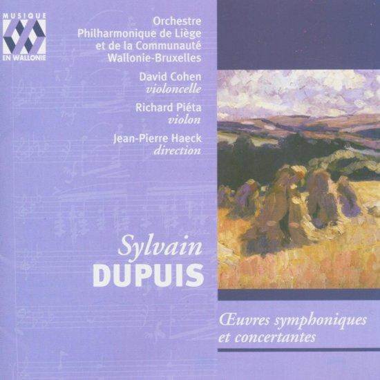 Oeuvres Symphoniques Et Concertantes