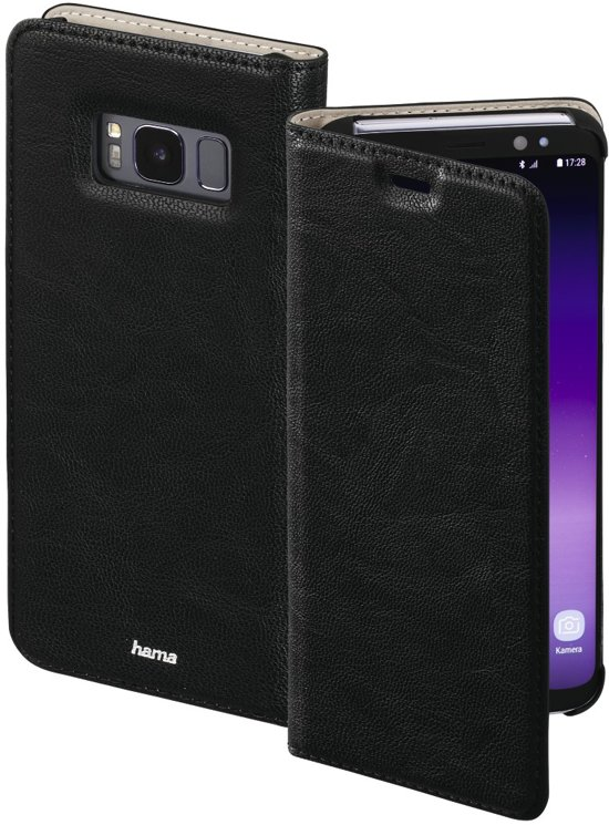 Hama Booklet Guard Galaxy S8 Plus zwart in Hemiksem