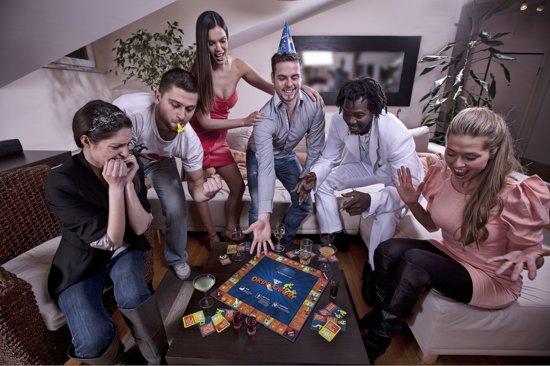 Drinkopoly Bordspel Drankspel - 6 spelers