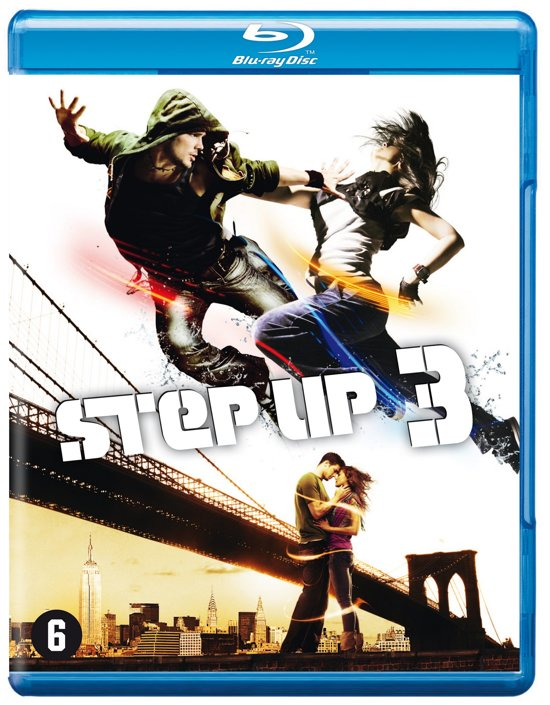 Cover van de film 'Step Up 3'