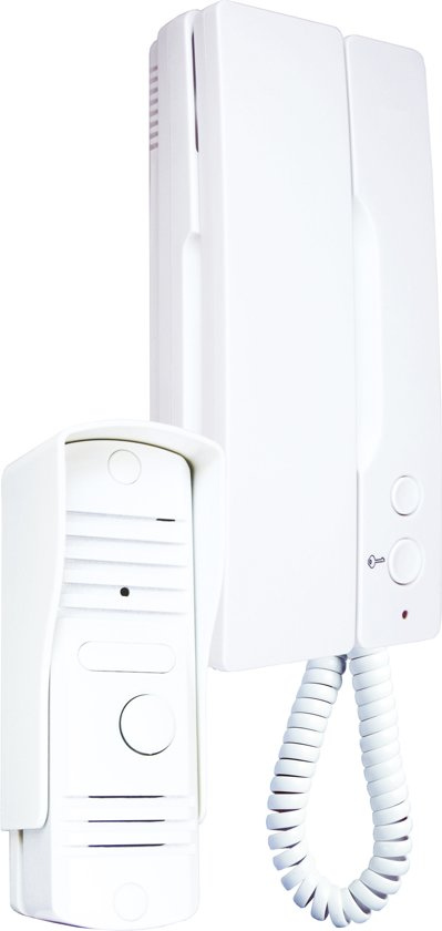Smartwares IB11 - Audio intercom set - 3 draads - 2-weg audio communicatie