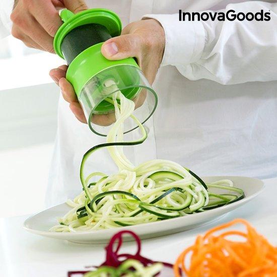 InnovaGoods Mini Spiralicer Spiraalsnijder voor Groenten