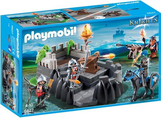 Playmobil Vestiging van de Drakenridders - 6885