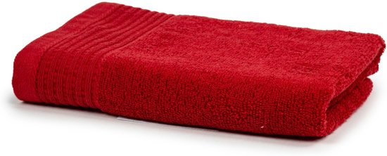 The One 450gr Handdoek Rood 50x100cm