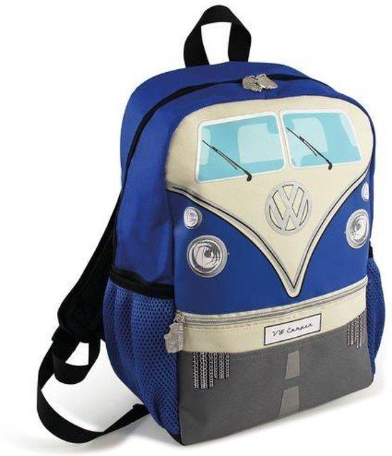 c4d27dd0274 bol.com | rugzak VW bus T1 blauw - small