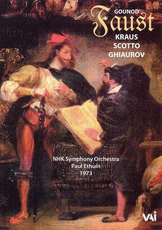 Kraus/Scotto/Ghiaurov/The Nhk Symph - Faust