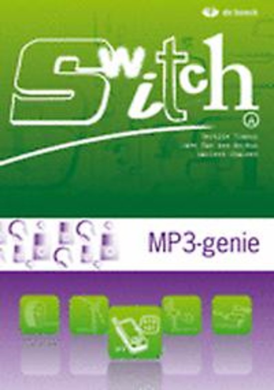 Switch A - module 5 - MP3-genie