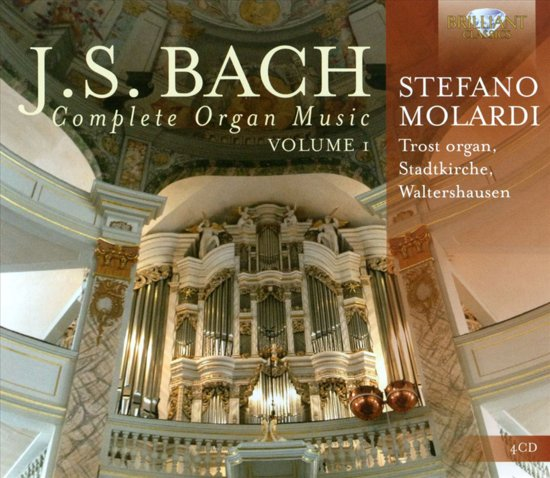 Complete Organ Music Volume I