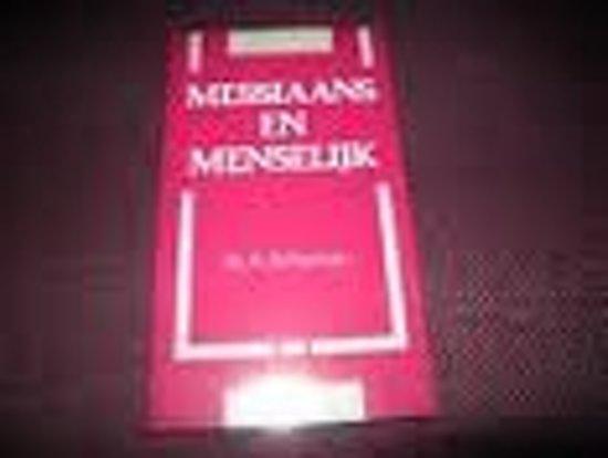 MESSIAANS EN MENSELIJK. SAMUEL