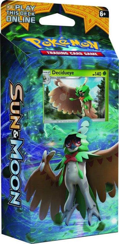 Afbeelding van het spel Pokemon thema deck Sun & Moon