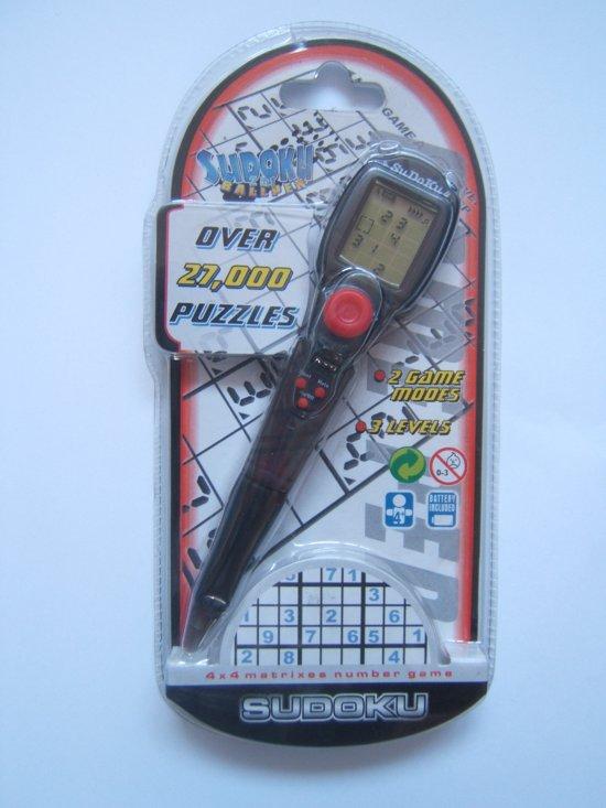 Afbeelding van het spel Sudoku Pen