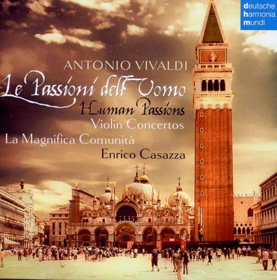 Antonio Vivaldi: Le Passione Dell'uomo
