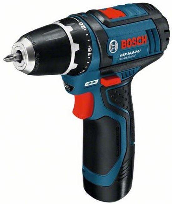 Bosch  Schroefmachine GSR 10,8-2-LI Professional