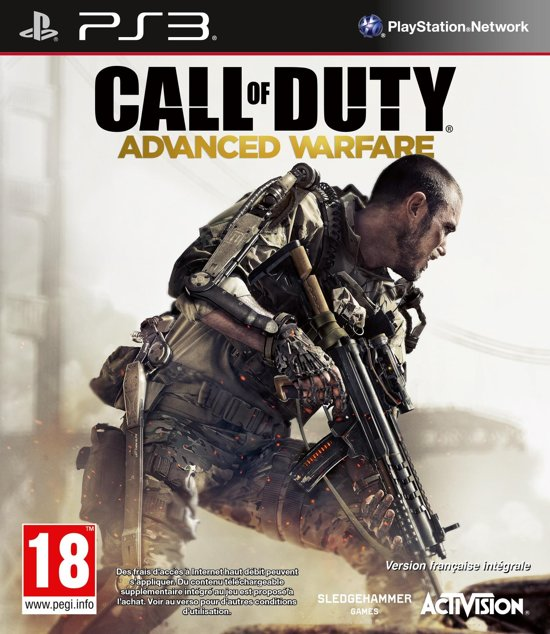 Call of Duty, Advanced Warfare PS3 (French) kopen