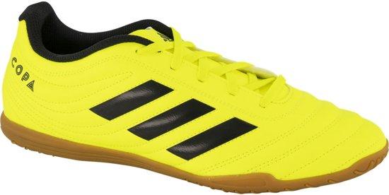 adidas Heren Neon gele Copa 19.4 - Maat 48