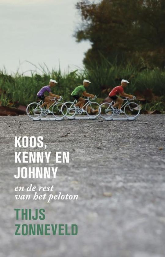 Boek cover Koos, Kenny En Johnny van Thijs Zonneveld (Paperback)