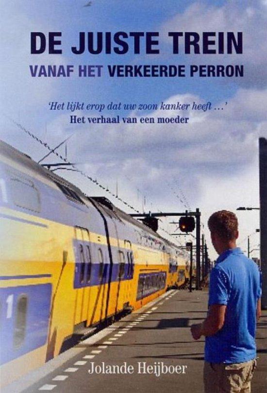 De juiste trein vanaf het verkeerde perron