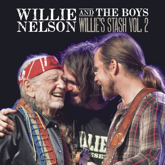 Willie Nelson And The Boys - Willie's Stash Vol. 2 (LP)
