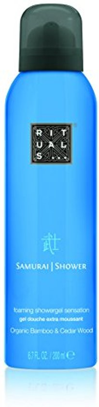 RITUALS The Ritual of Samurai Doucheschuim - 200ml
