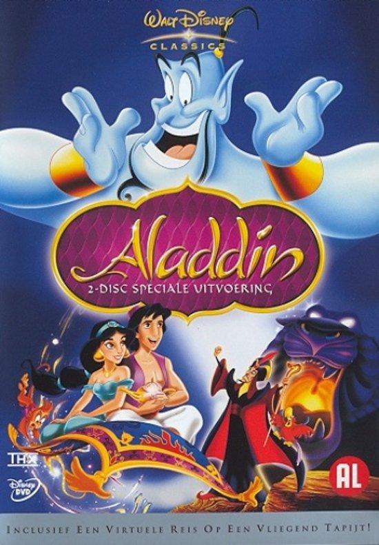 ALADDIN DVD NL (2 disc)