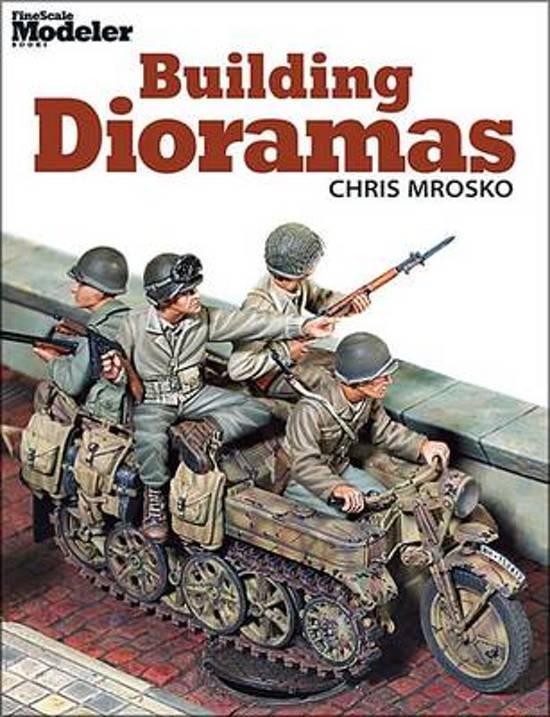 Boek cover Building Dioramas van Chris Mrosko (Paperback)