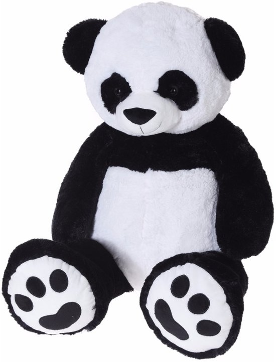 76e3f5f5a1c032 bol.com | Grote panda knuffel 100 cm - knuffeldier, Merkloos | Speelgoed