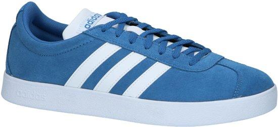 09416523c01 Adidas - Vl Court 2.0 - Sneaker laag sportief - Heren - Maat 41 - Blauw