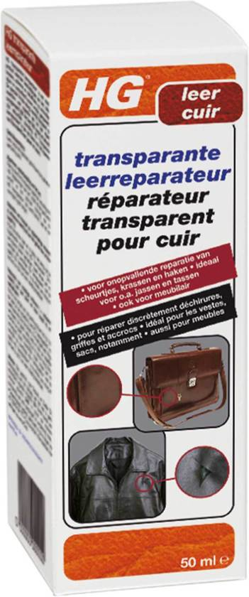 Scheur Leren Bank Repareren.Hg Transparante Leerreparateur