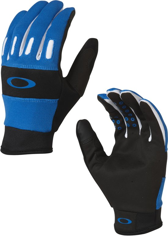 Oakley Factory 2.0 Fietshandschoenen - Unisex - blauw/zwart/wit