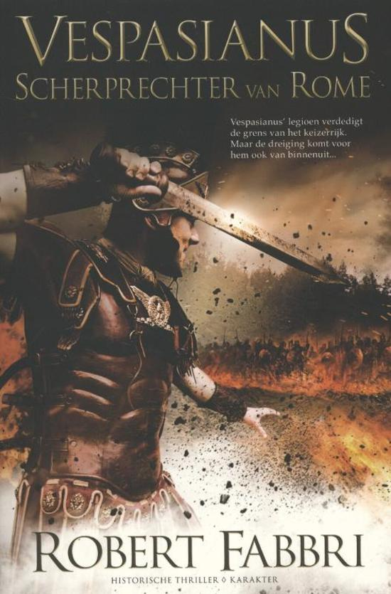 Vespasianus - Scherprechter van Rome