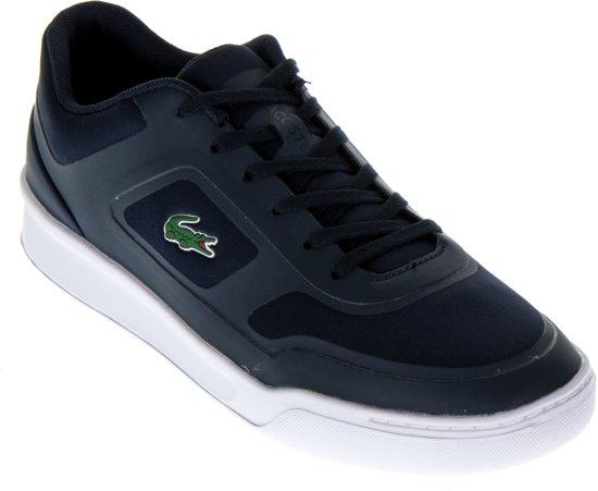 Lacoste Explorateur Sport 316 1 SPM Sneaker Heren Sportschoenen - Maat 44 - Mannen - blauw